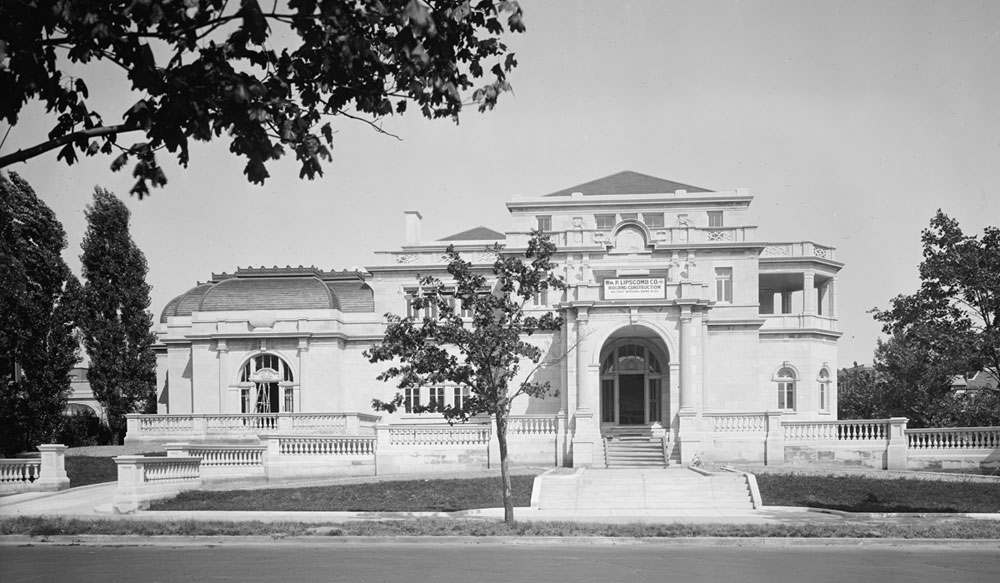 The 16th & Fuller Mansion
